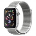 Умные часы AppleWatch Series4 GPS, 44mm Space Grey Aluminium Case with Black Sport Loop
