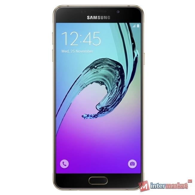 Смартфон Samsung Galaxy A7 DS (Gold)