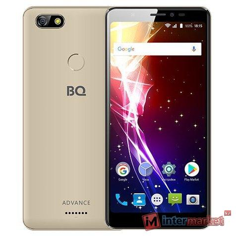 Смартфон BQ-5500L Advance Black 5.5